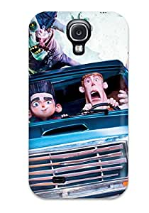 Awesome Design Paranorman Comedy Horror Movie Hard Case Cover For Galaxy S4