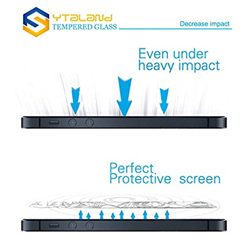 outlet LG G Pad V400 V410 Screen Protector 7 Inch, Tempered Glass Anti-fingerprints Thin 9H Screen Hardness Screen Protector For LG G Pad V400 V410