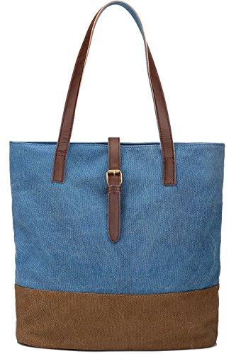 S ZONE Lightweight Shoulder Handbag Shopping