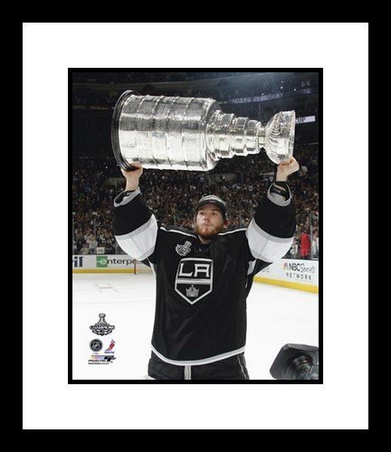 Jonathan Quick Los Angeles Kings 8x10-inch Frame 19201222