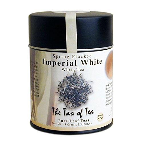 The Tao of Tea, Imperial White Tea, 3.5 oz (100 g)