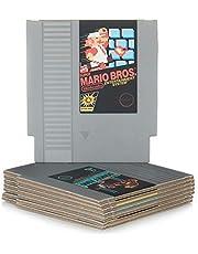 Paladone Abysse Corp_GIFPAL440 Minnie Mouse Nintendo NES onderzetter voor dranken, 8 stuks, meerkleurig, 9 x 1 x 10 cm