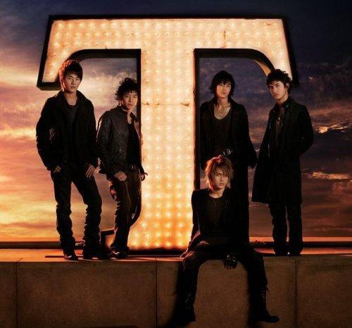 CD : Tohoshinki - T (Japan - Import, 2 Disc)