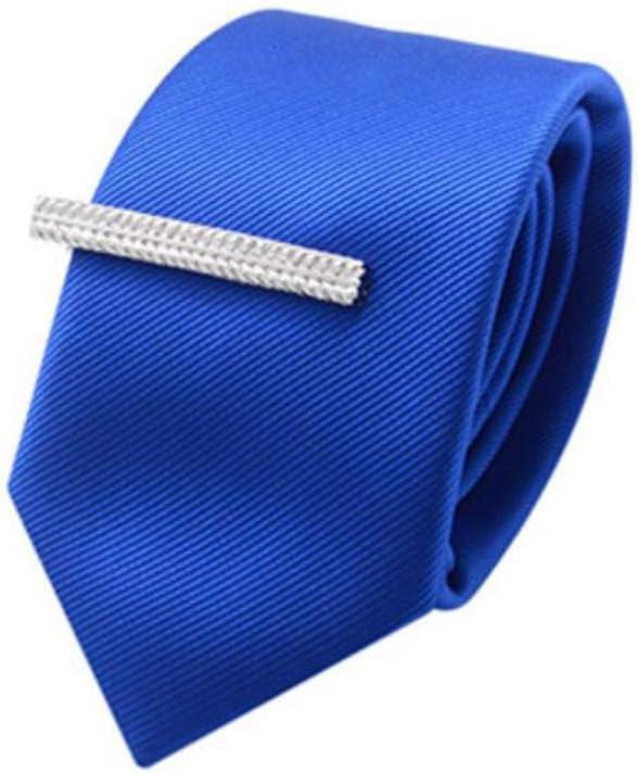 SKYyao Tie Clips Tie Bar Clip Wheat Spike Flower Shape Metal tie Clip tie Clip Cufflink Set Copper 486mm
