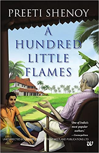 Preeti Shenoy Books : A Hundred Little Flames