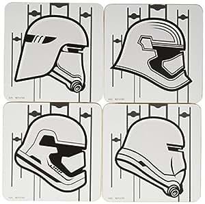 Star Wars: TFA Stormtrooper Coaster 4-Pack EE Exclusive