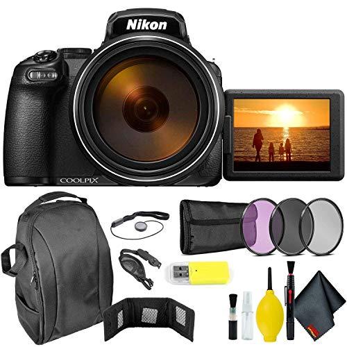Nikon COOLPIX P1000 Digital Camera Extreme Kit International Model