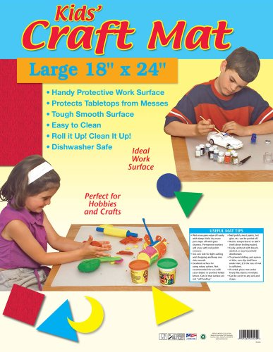 Counter Art Craft Mat, 24 by 18-Inch by CounterArt