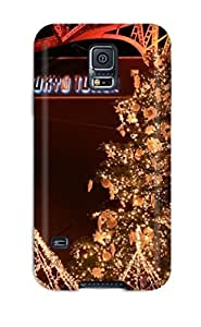 Excellent Design Christmas 66 Case Cover For Galaxy S5