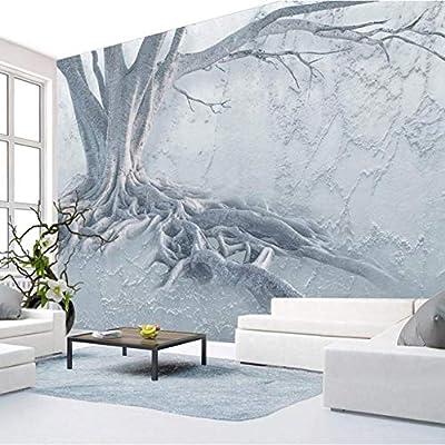 Fifikoj Modern Interior Background Wall Decoration Design 3d