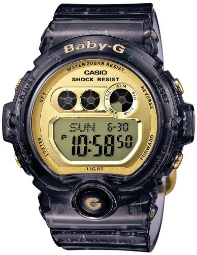 Casio Baby-G inspired by G-SHOCK BG-6901-8JF Women's Watch (Japan Import)