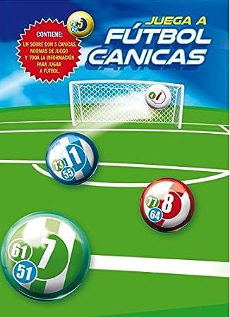 Pack de 24 sobres CANIGOL_Juego de Fútbol con Canicas a 0.88 uni ...