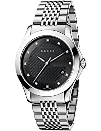 Gucci Timeless Men's Watch(Model:YA126405)