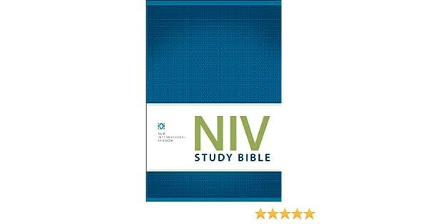 Niv study bible ebook ebook zondervan amazon kindle store fandeluxe Image collections