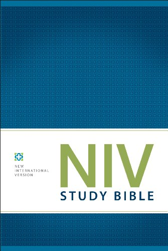 Niv Study Bible Ebook