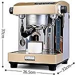 QHYY-Macchina-per-caff-semiautomatica-Macchina-per-caff-in-Schiuma-di-Latte-ad-Alta-Pressione-in-Acciaio-Inossidabile