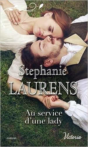 Intrigues à Carrick Manor - Tome 2 : Au service d'une Lady de Stephanie Laurens 51SyIMcMGAL._SX299_BO1,204,203,200_