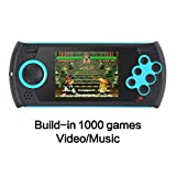Best SEGA Handheld Consoles - CZT 3.0 Inch Retro Game Handheld Player Game Review