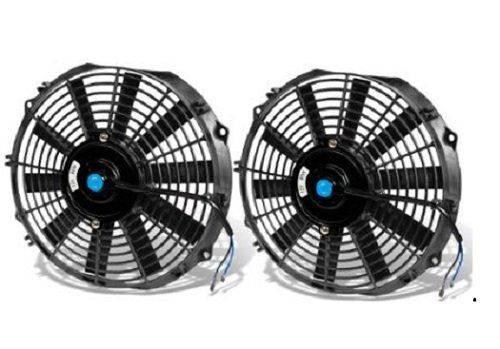universal-12-inch-high-performance-black-electric-radiator-cooling-fan-x-2