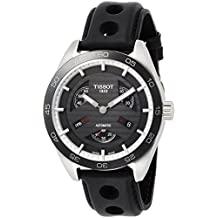 Tissot PRS 516 Automatic Black Dial Mens Watch T100.428.16.051.00