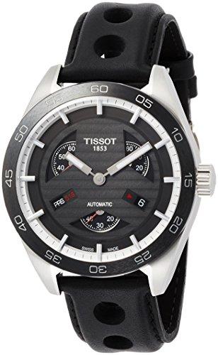 [ティソ]TISSOT PRS516 オートマティック 機械式自動巻 スモールセコンド T1004281605100 メンズ