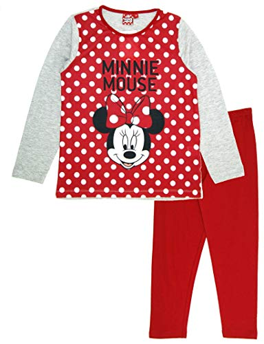 Minnie Mouse Girls Long Pyjamas 3-4 Years ()