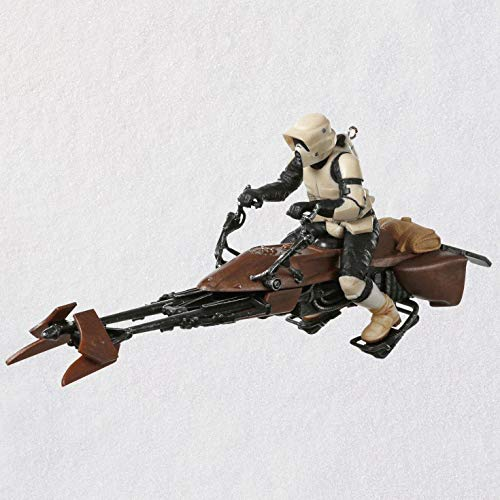 Hallmark Keepsake Keepsake Ornament, A A Wild Ride on Endor