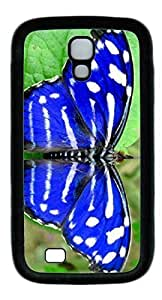 Beautiful butterfly Easter Thanksgiving Personlized Masterpiece Limited Design TPU Black Case for Samsung Galaxy S4 I9500 by Cases & Mousepads