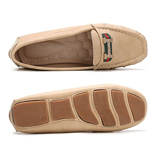 Comfort Hawkwell Women's Shoes 2 Loafer Tan Slip Driving on 5qRFWawBxq