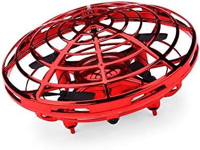 FUNCUBE Mini UFO Drone Ball Juguete Volador Helicóptero De ...
