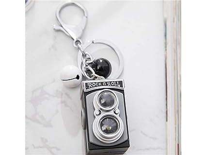 XIAOL Home Llavero Retro Infantil para cámara con Llavero de ...