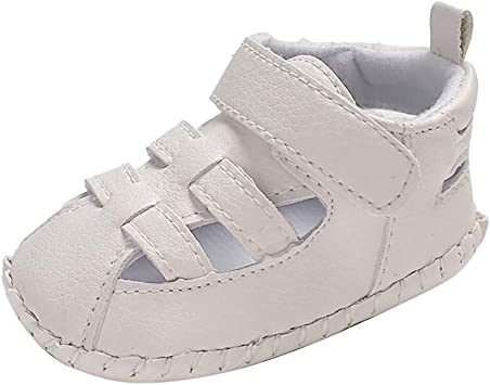 Arrival Fashion Baby Boy Pram Shoes Infant Toddler Summer Sandals Size 0-18 M