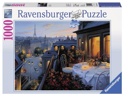 Ravensburger Paris Balcony 1000 Piece Jigsaw Puzzle for