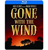Gone with the Wind (Limited Edition SteelBook) [Blu-ray] (Bilingual)
