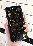 Lunar Flash Powder Star Saturn for for Apple for iPhone 6 Phone Shell