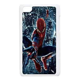 Ipod Touch 4 Phone Case Spider Man aC-C30457