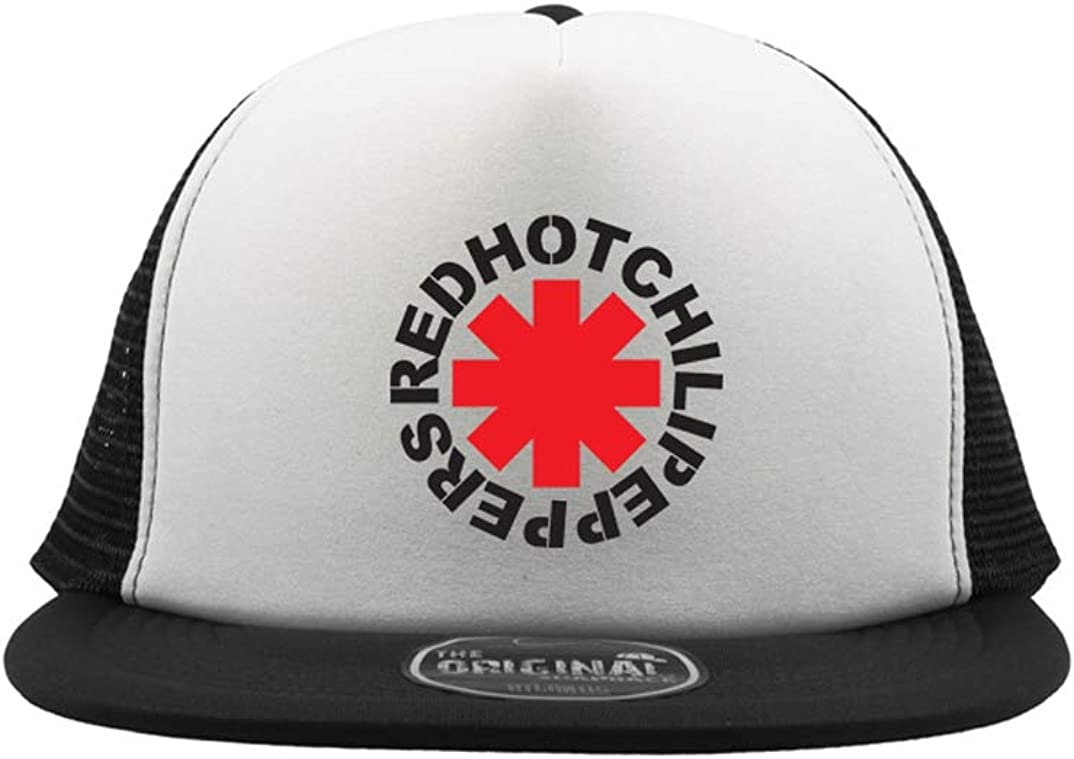 Atlantic Snap 80S Personalizzato Red Hot Chili Peppers Logo Circle
