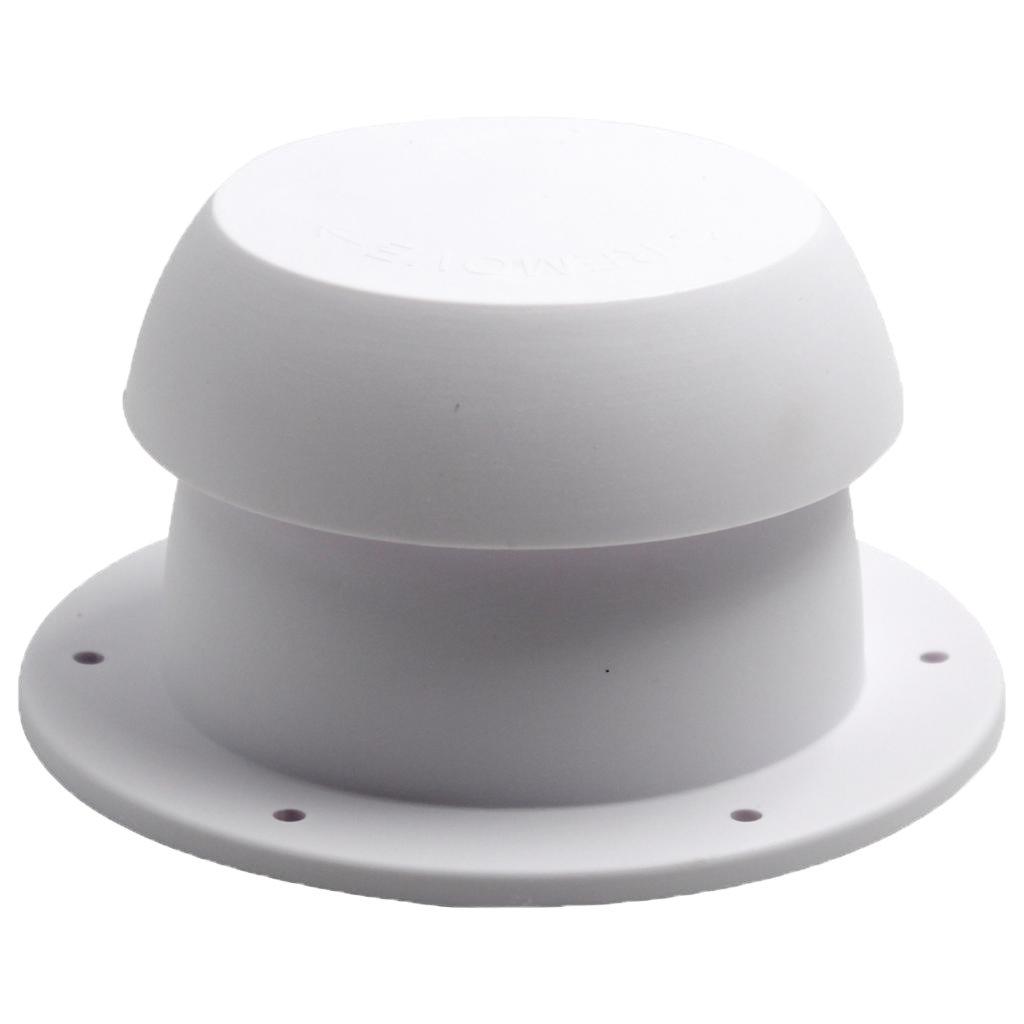 KESOTO Toit En Plastique D'ABS Blanc/Remplacement De Couverture De Chapeau De Ventilation De Plomberie Pour Le RV