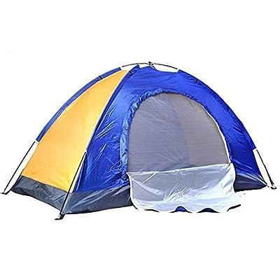 1 Personne Abris & Tente de Bâche Tente de Camping Simple Tente de Dressing Tente Extérieure Tenue à l'humidité/Perméabilité à l'Humidité Séchage Rapide