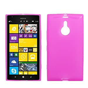 For Nokia Lumia 1520 (AT&T) Crystal Skin Cover, Pink