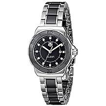 TAG Heuer Women's WAH1314.BA0867 Formula 1 Black Dial Stainless Steel Ceramic Watch