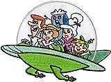 Application Jetsons Family Ship Patch