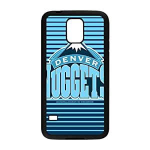 Denver Nuggets NBA Black Phone Case for Samsung Galaxy S5 Case