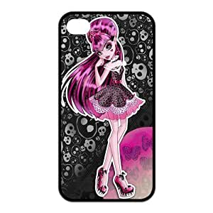 Mystic Zone Monster High iPhone 6 plus 5.5 Case for iPhone 6 plus 5.5 Cover Cartoon Fits Case KEK0720