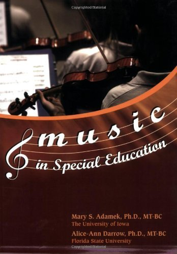 Music in Special Education by Mary S. Adamek (2005-08-03)