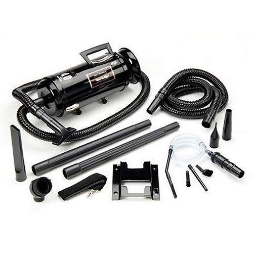 Vac N Blo Floor Vacuum - VNB-4AFBR - Metro Wall Mount Vac N Blo Vacuum & Power Blower (4 HP)