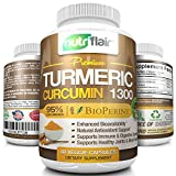 Cheap NutriFlair Turmeric Curcumin 1300 milligrams with BioPerine Black Pepper, 60 Capsules