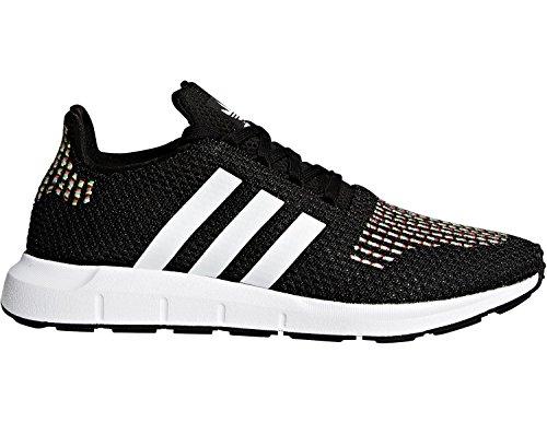 Ginnastica Basse Nero Weiß Adidas Run Scarpe Da Schwarz Weiß schwarz Swift Donna qgIXT
