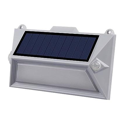 Amazon.com: XNCH Luz Solar Highlights LED Luz Solar Lámpara ...