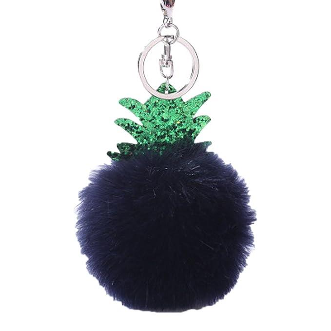 Amazon.com: Danhjin - Llavero con colgante de bola de ángel ...